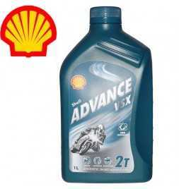 Shell Advance VSX 2 FC/EGD Latta da 1 litro