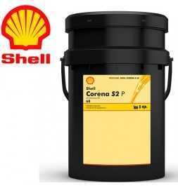 Shell Corena S2 P 68 Secchio da 20 litri