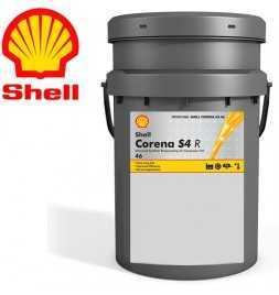 Shell Corena S4 R 46 Secchio da 20 litri