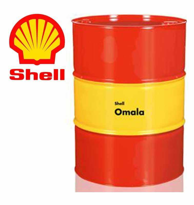 Shell Omala S4 GX 320 Fusto da 209 litri