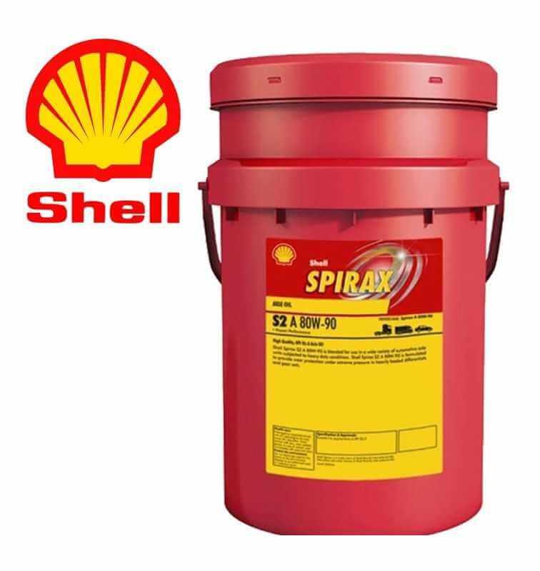 Shell Spirax S2 A 80W-90 Secchio da 20 litri