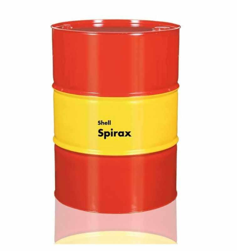 Shell Spirax S2 A 85W-140 Fusto da 209 litri