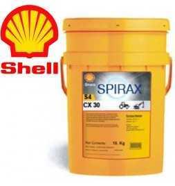 Shell Spirax S4 CX 30 Secchio da 20 litri