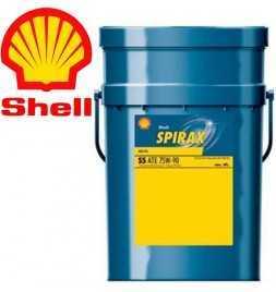 Shell Spirax S5 ATE 75W-90 Secchio da 20 litri