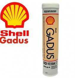 Shell Gadus S2 V220AC 2 Cartuccia 400 Gr.