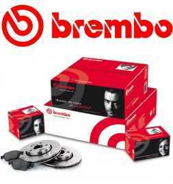 Kit Brembo Ford Fiesta V (JH,JD)