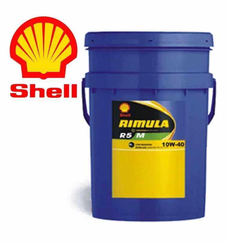 Shell Rimula R3 10W CF Secchio da 20 litri