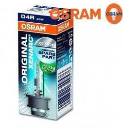 OSRAM XENARC ORIGINAL D4R Lampada per proiettori allo Xeno 66450 +100% 4150K di luce in più in Confezione singola