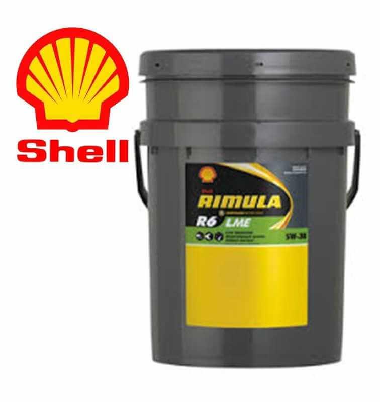 Shell Rimula R6LME 5W30 E7 228.51 Secchio da 20 litri