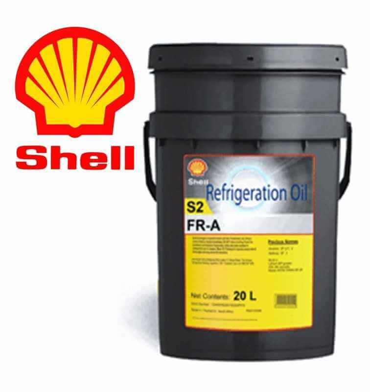 Shell Refrigerator S2 FR-A 46 Secchio da 20 litri