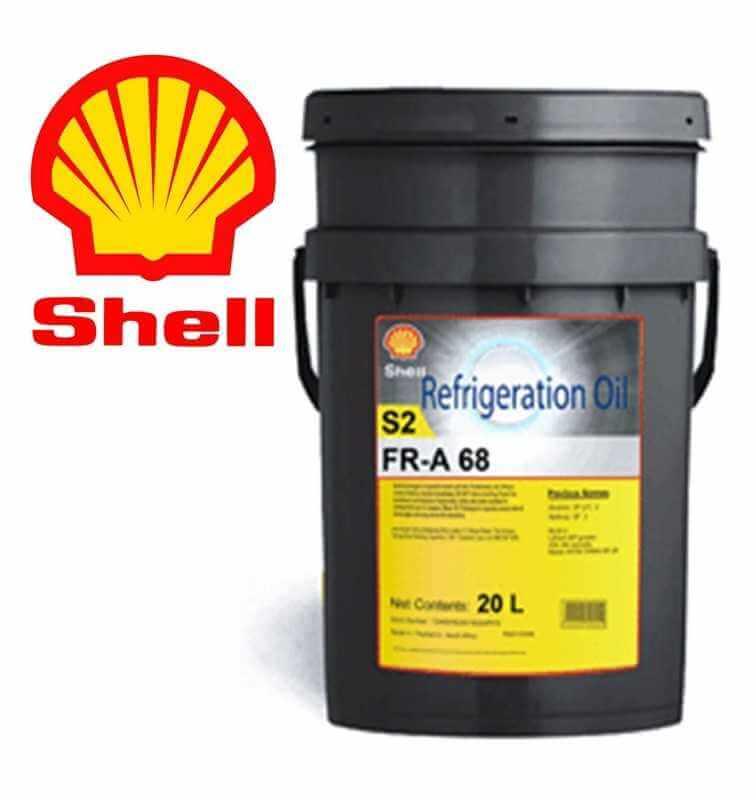 Shell Refrigerator S2 FR-A 68 Secchio da 20 litri