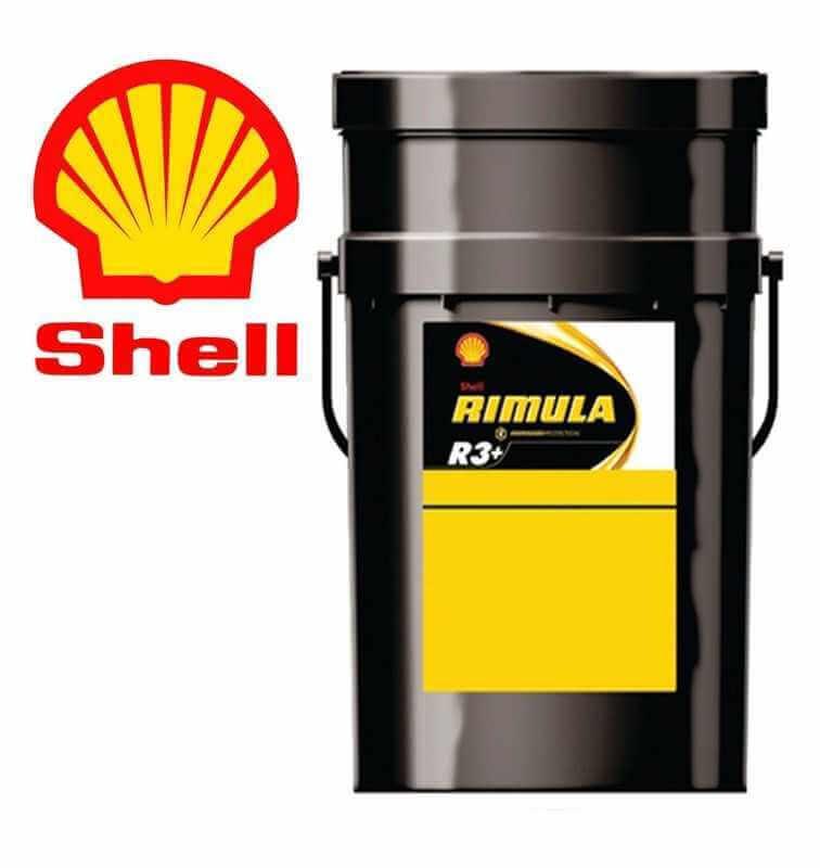 Shell Rimula R3+ 40 CF228.0 Secchio da 20 litri