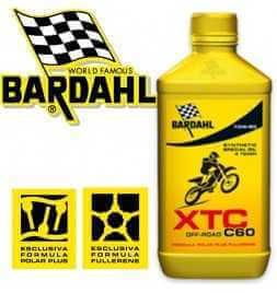 Bardahl Olio Motore Moto - XTC C60 OFF ROAD 10W50 -Sintetico