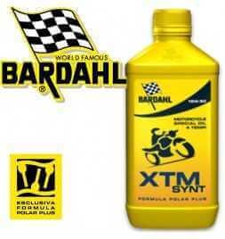 Bardahl Olio Motore Moto - XTC C60 OFF ROAD 10W40 -Sintetico