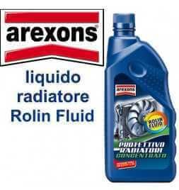 Rolin Fluid 8002 - Arexons Liquido Protettivo Radiatore Verde Concentrato 1Lt
