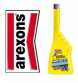 Arexons Additivo Pulitore Iniettori 250ml Motore Benzina Azione di Pulizia
