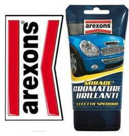 Kit Arexons  Auto Moto Rinnova Fanali Rimuovi Graffi Cromature Brillanti