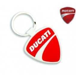 Portachiavi Ufficiale Ducati Corse chain - i creato con le maglie di una catena originale