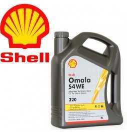 Shell Omala S4 WE 320 Latta da 4 litri