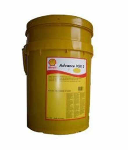 Shell Advance VSX 2 FC/EGD Secchio da 20 litri