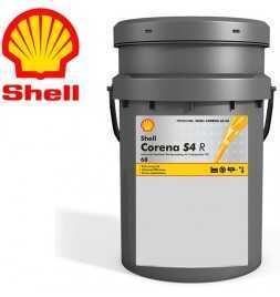 Shell Corena S4 R 68Secchio da 20 litri