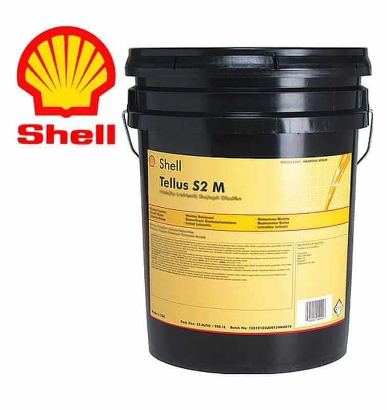 Shell Tellus S2 M 100 Secchio da 20 litri