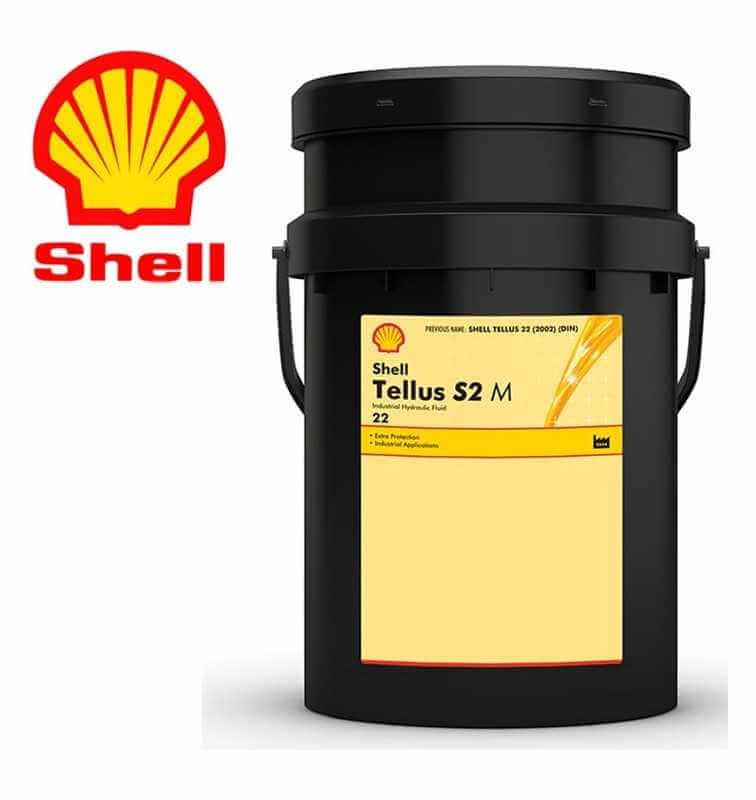 Shell Tellus S2 MX 22 Secchio da 20 litri
