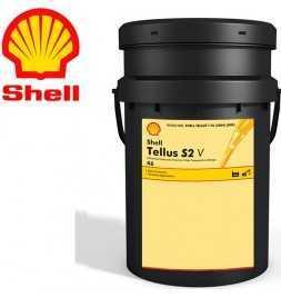 Shell Tellus S2 V 46 Secchio da 20 litri