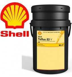 Shell Tellus S2 V 68 Secchio da 20 litri