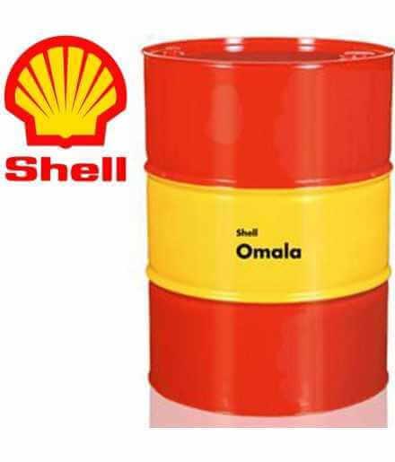 Shell Omala S2 G 100 Fusto da 209 litri