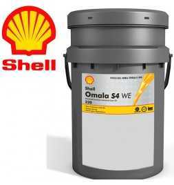 Shell Omala S4 WE 320 Secchio da 20 litri