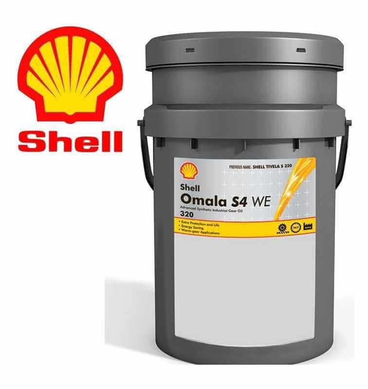 Shell Omala S4 WE 320 Secchio da 20 litri
