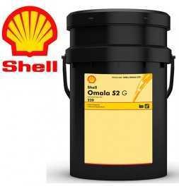 Shell Omala S2 G 220 Secchio da 20 litri