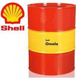 Shell Omala S2 G 320 Fusto da 209 litri