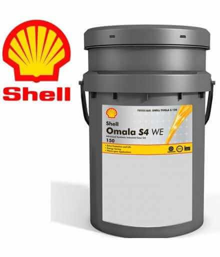 Shell Omala S4 WE 150 Secchio da 20 litri