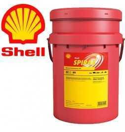Shell Spirax S2 G 80W-90 Secchio da 20 litri