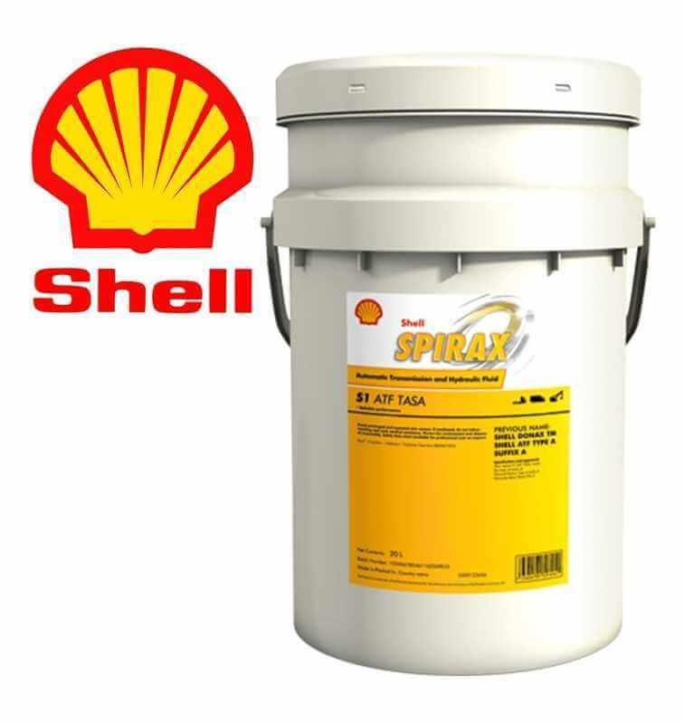 Shell Spirax S1 ATF TASA Secchio da 20 litri
