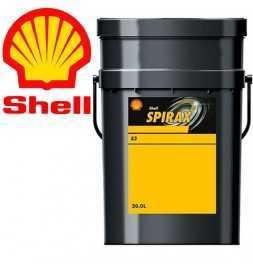 Shell Spirax S3 G 80W-90 Secchio da 20 litri