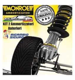 KIT 2 Ammortizzatori MONROE ORIGINAL Peugeot 107 1.0- 1.4 HDI - 2 Anteriori