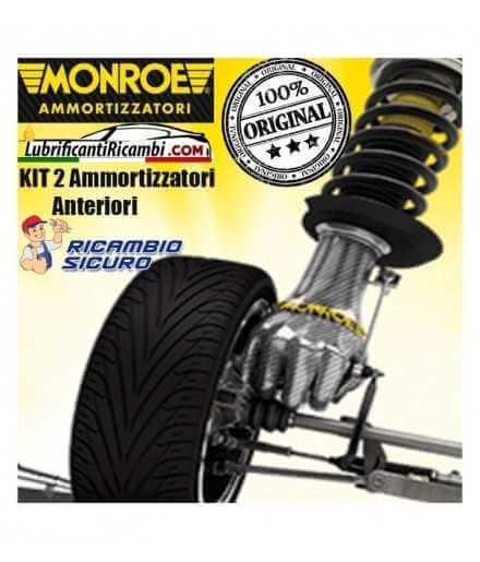 COPPIA AMMORTIZZATORI ANTERIORI MONROE ALFA ROMEO 147 1.9 JTD DAL 2001