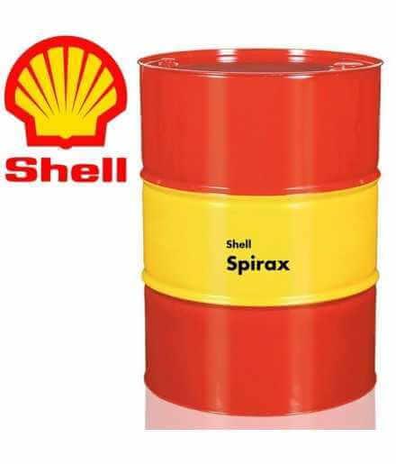 Shell Spirax S4 CX 50 Fusto da 209 litri
