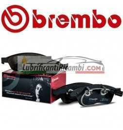 Plaquette de frein Brembo P23117
