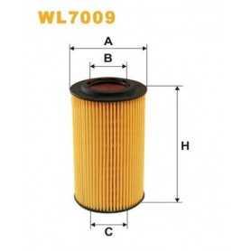 Filtro olio WIX FILTERS codice WL7009