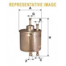 Filtro carburante WIX FILTERS codice WF8175