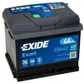 EXIDE Starterbatteriecode EB442
