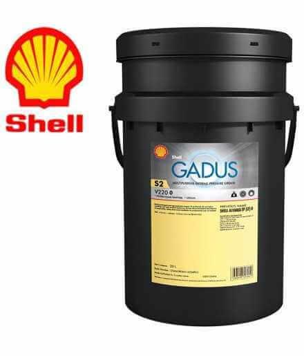 Shell Gadus S2 V220 0 Secchio 18 kg.