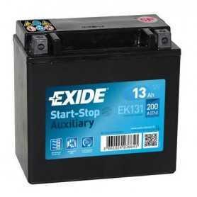Batteria avviamento EXIDE codice EK131