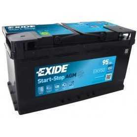 Batteria avviamento EXIDE codice EK950