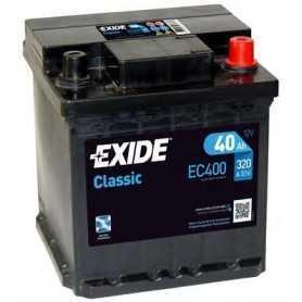Batteria avviamento EXIDE codice EC400