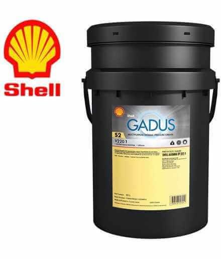 Shell Gadus S2 V220 1 Secchio 18 kg.